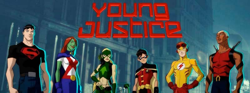 Welcome to YoungJustice.tv