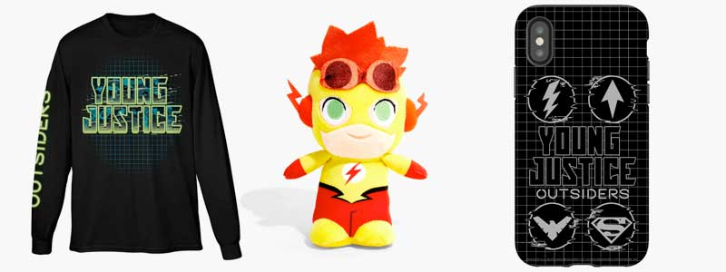 Best Holiday Gifts for Young Justice Fans