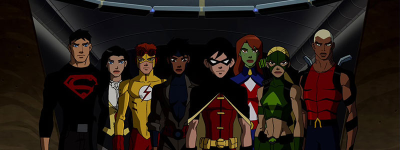 What Young Justice Means to Me