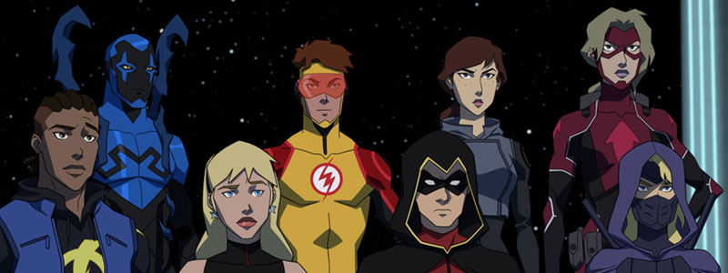 Top 10 Characters on Young Justice Who Need More Screen Time