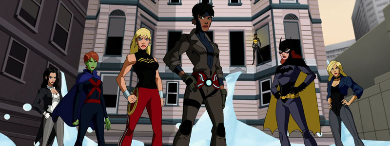 Top Five Girl-Power Moments on Young Justice