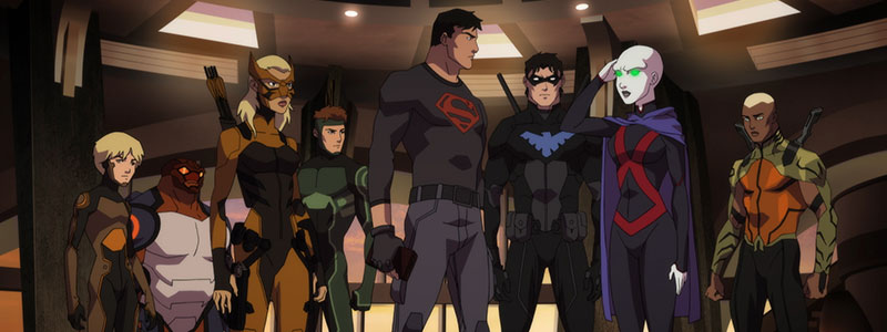 Young Justice: Phantoms Production Keeps Making Pace