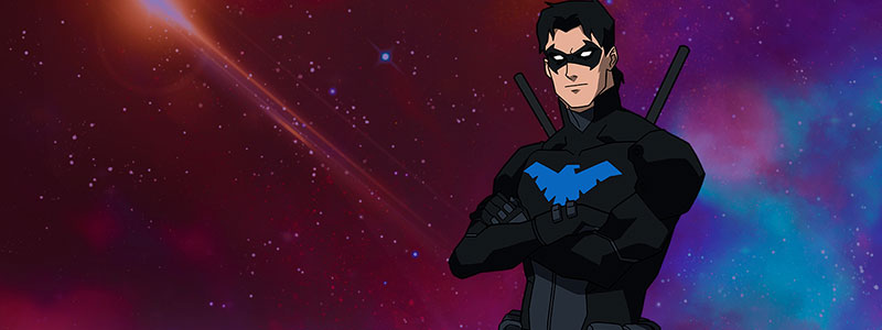Top Five Appearences of Dick Grayson Outside of YJ